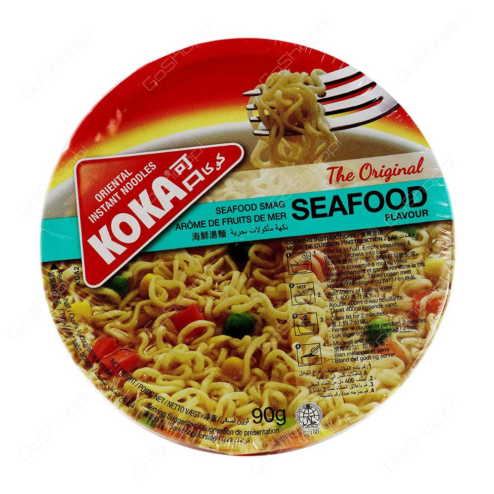 Koka The Original Seafood Flavour 90 g