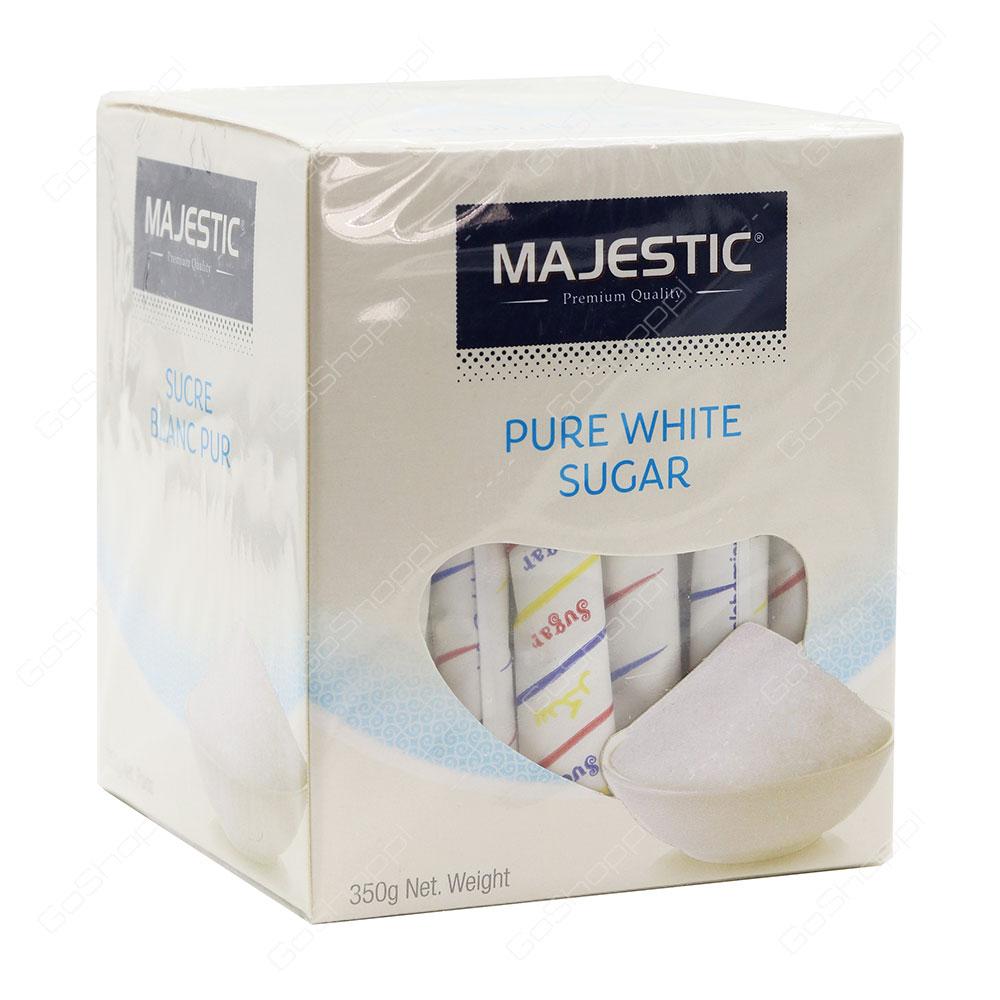 Majestic Pure White Sugar 350 g