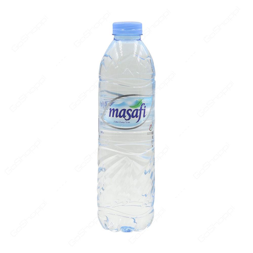 Masafi Low Sodium Bottled Drinking Water 500 ml