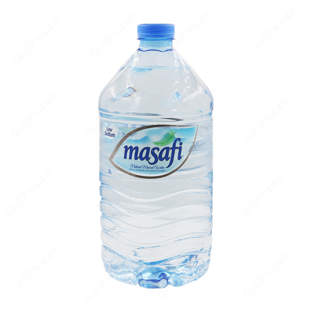 Masafi Natural Mineral Water 5 l