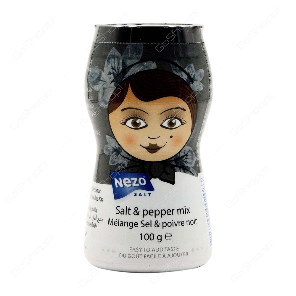 Nezo Salt And Pepper Mix 100 g