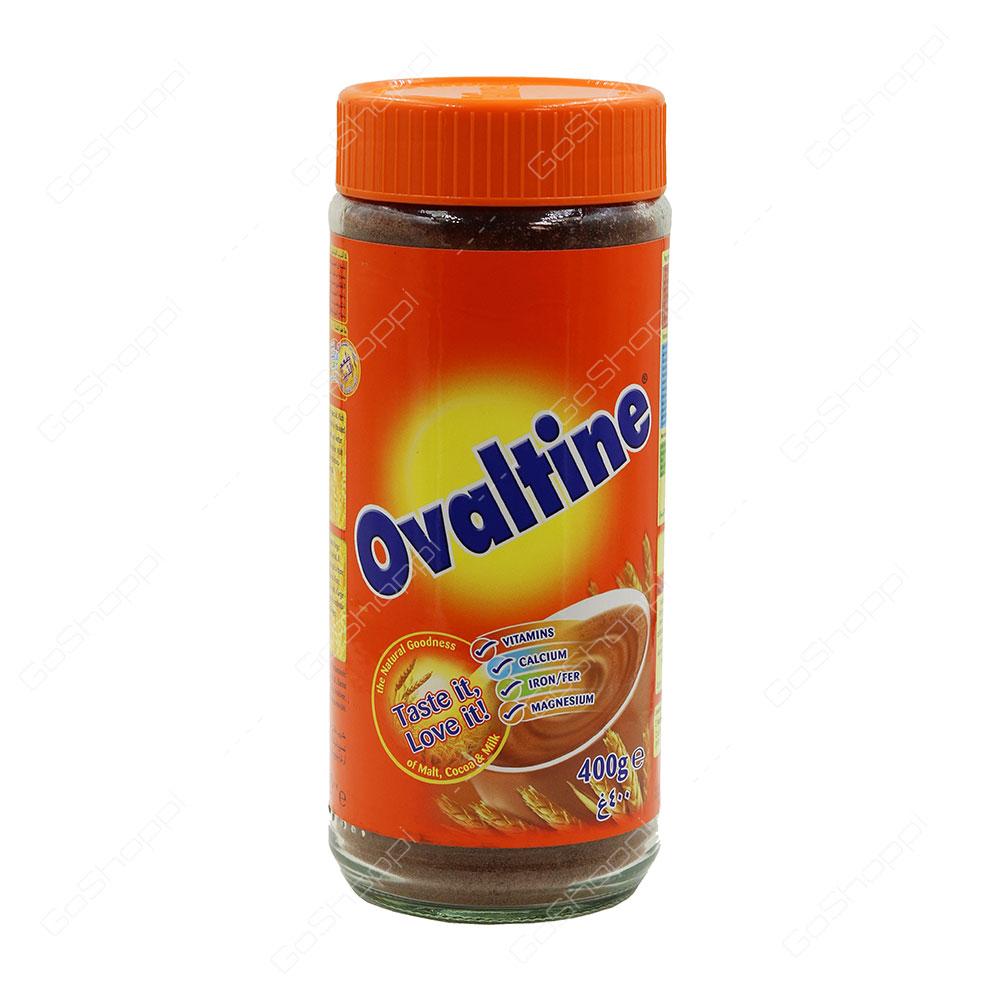 Ovaltine Malted Drink 400 g