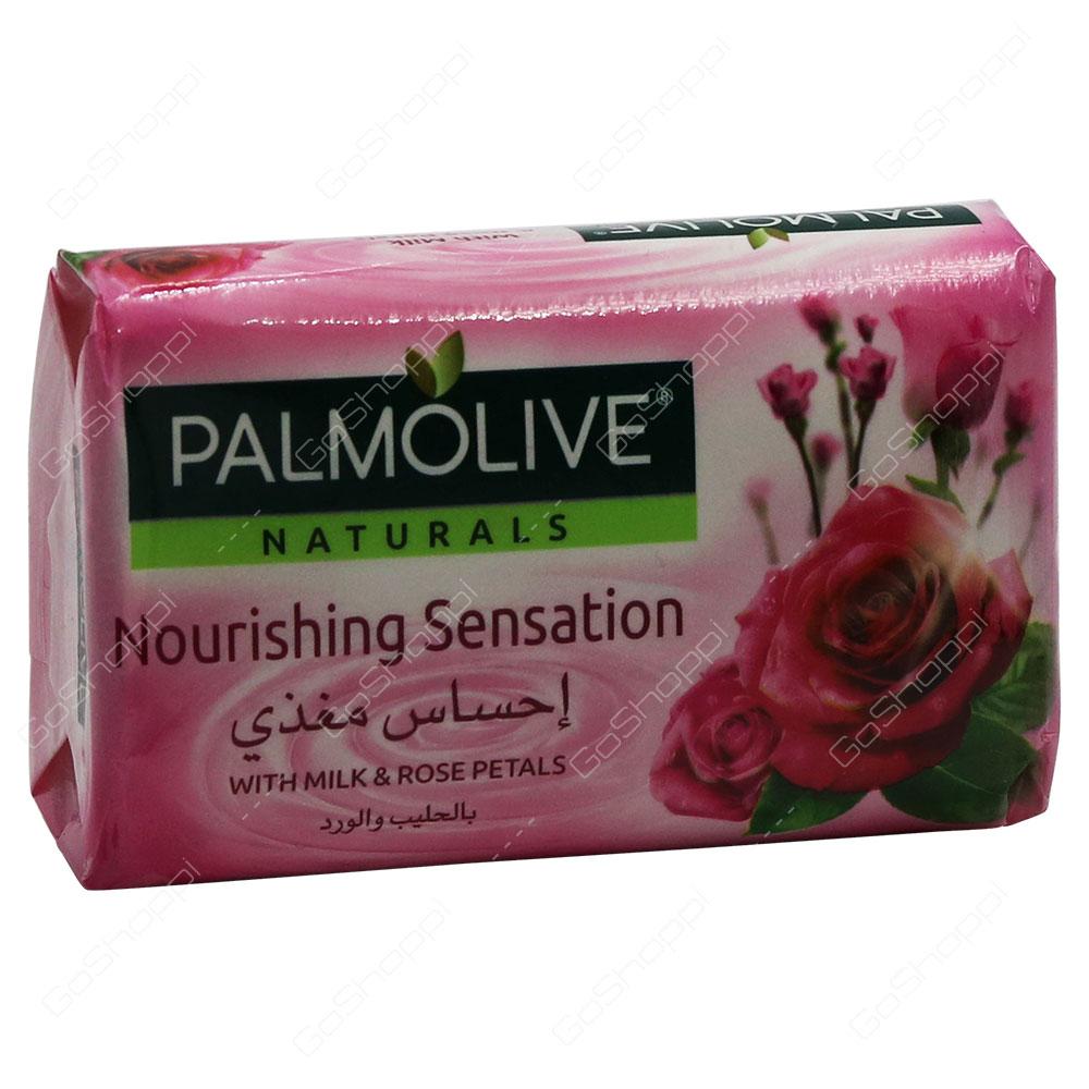 Palmolive Naturals Nourishing Sensation Soap With Milk And Rose Petals 120 g
