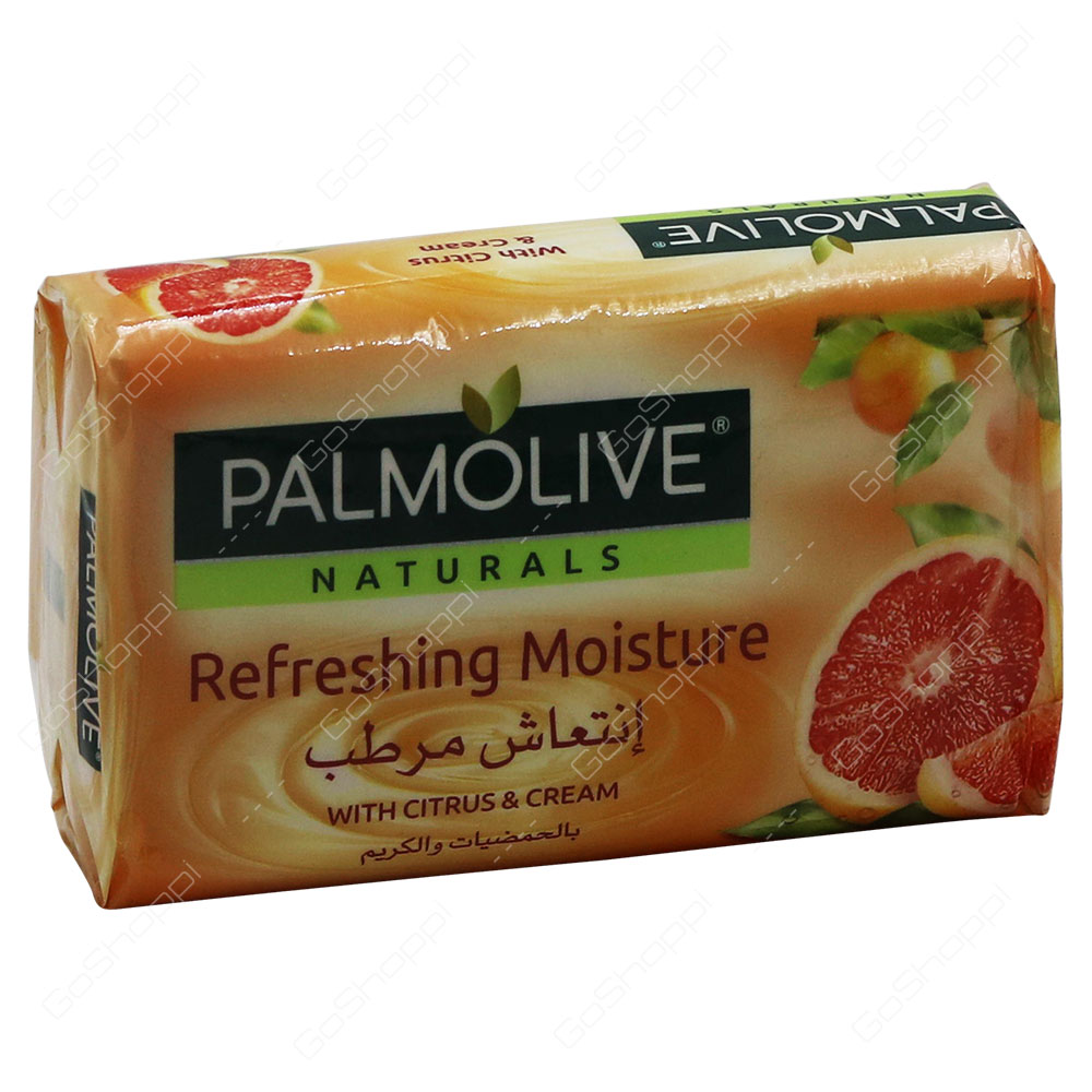 Palmolive Naturals Refreshing Moisture With Citrus And Cream Soap 120 g