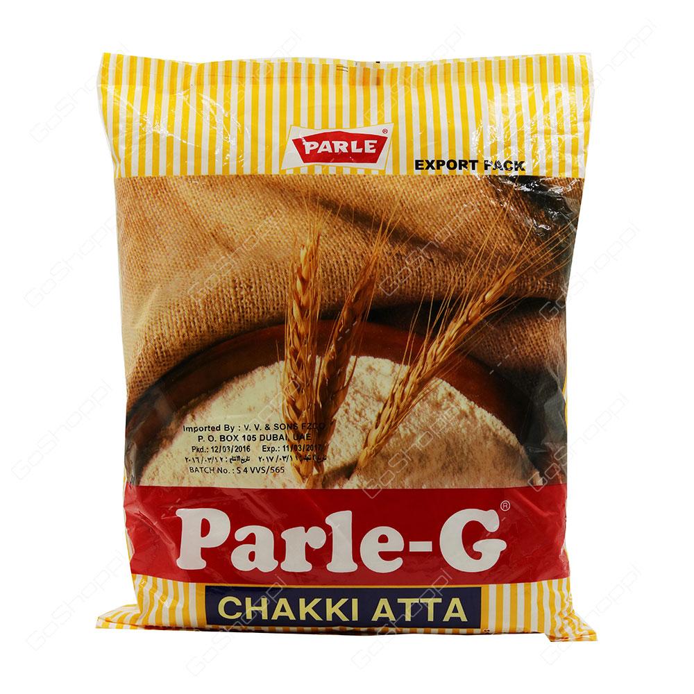 Parle Parle G Chakki Atta Wheat Flour 2 kg