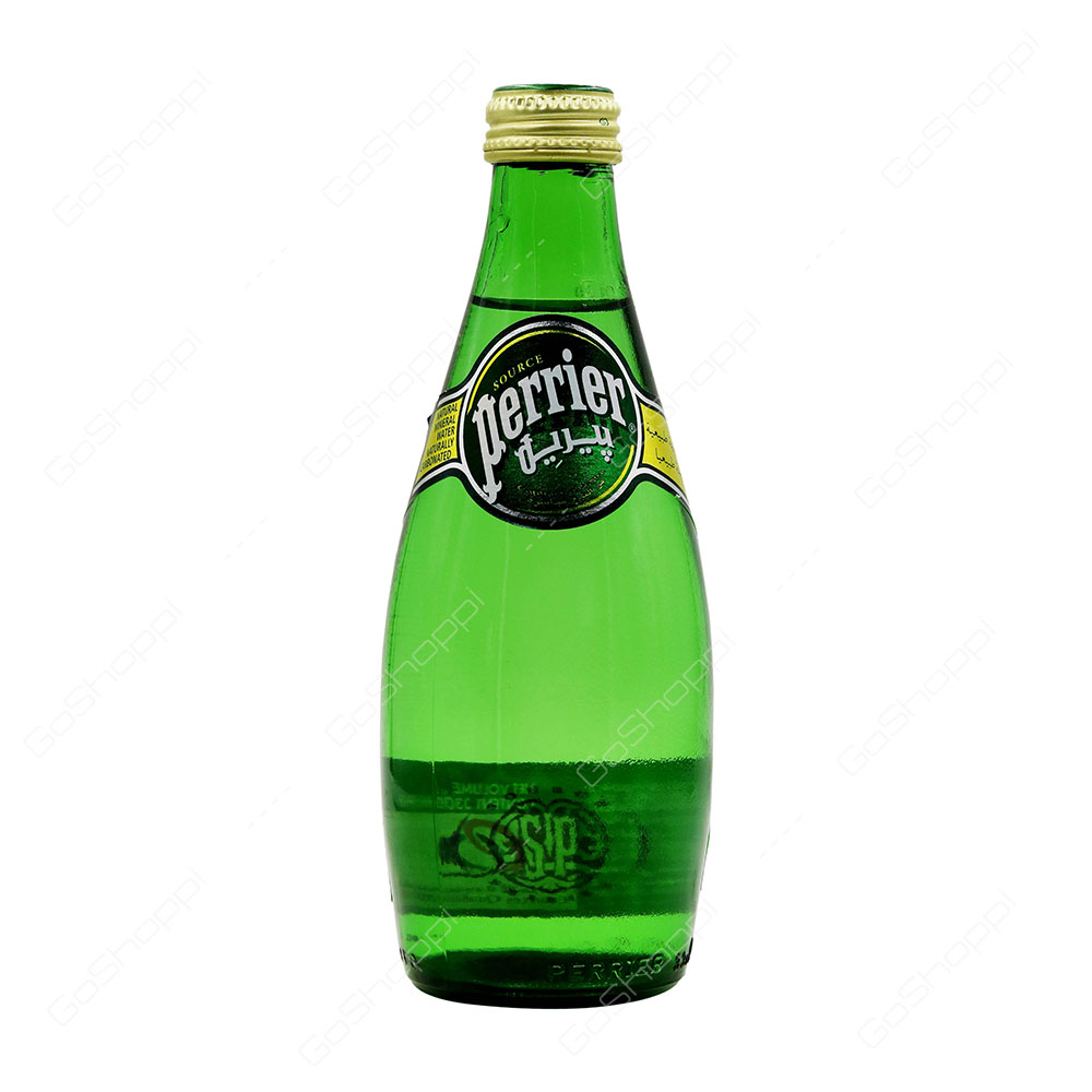 Perrier Natural Mineral Water 330 ml