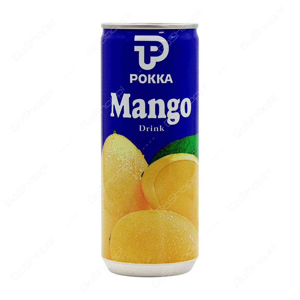 Pokka Mango Drink 240 ml