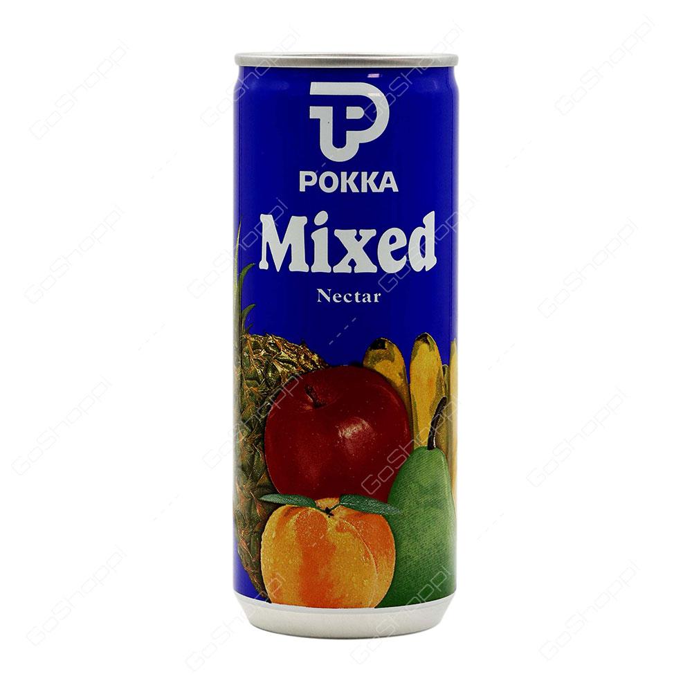 Pokka Mixed Nectar 240 ml