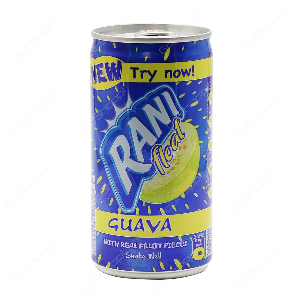 Rani Float Guava Fruit Drink 180 ml