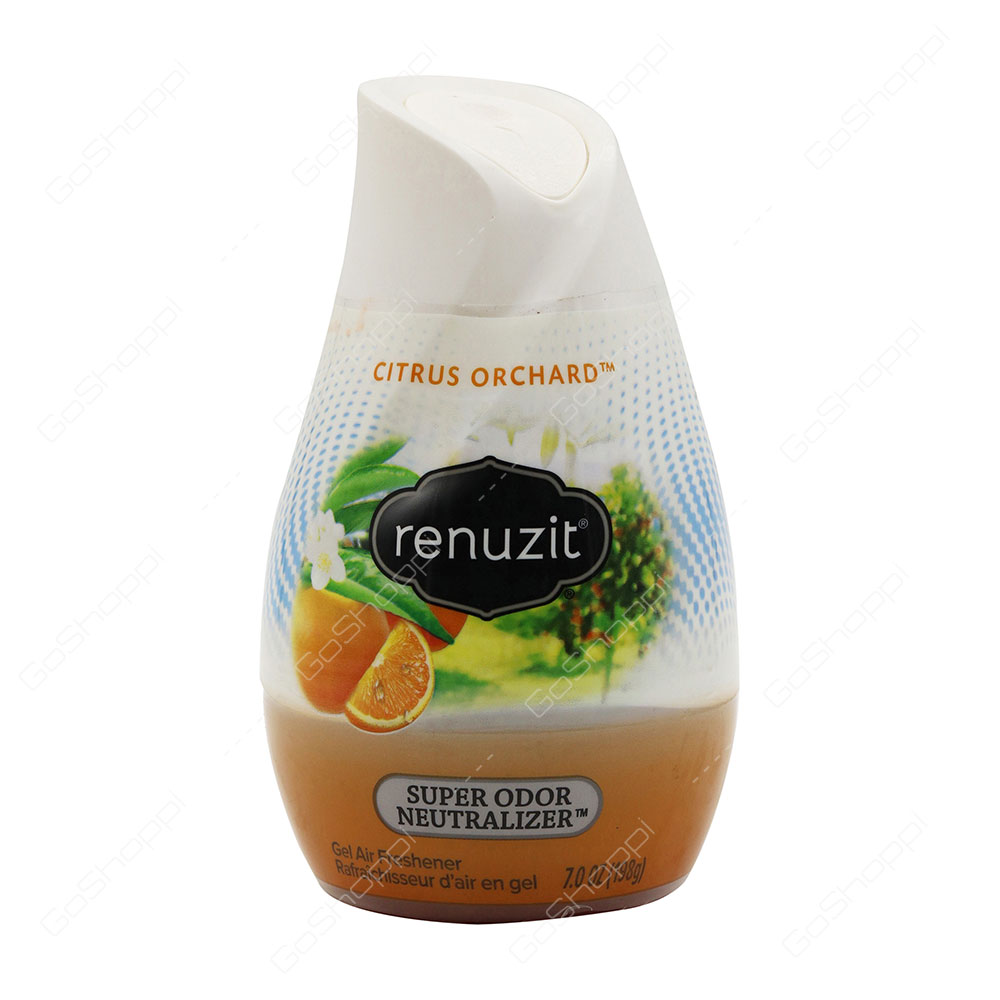 Renuzit Citrus Orchard Gel Air Freshener 198 g
