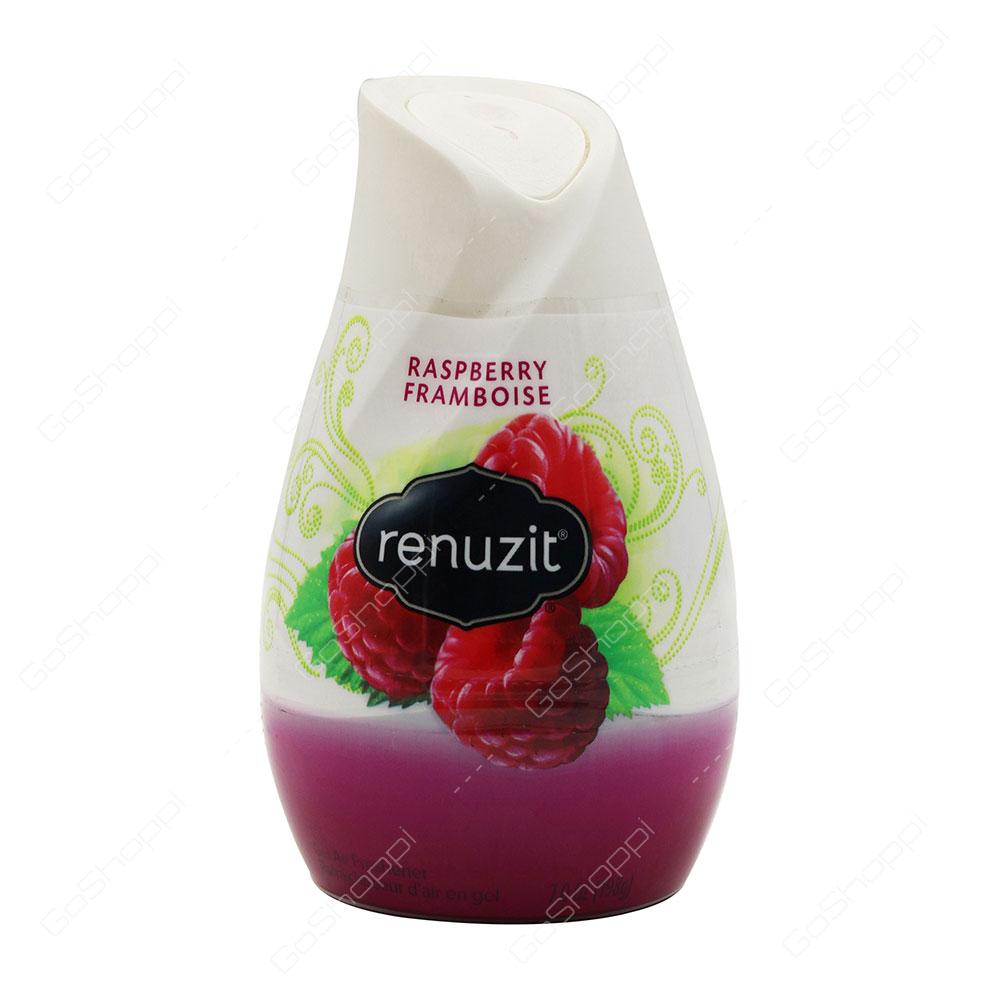 Renuzit Raspberry Gel Air Freshener 198 g