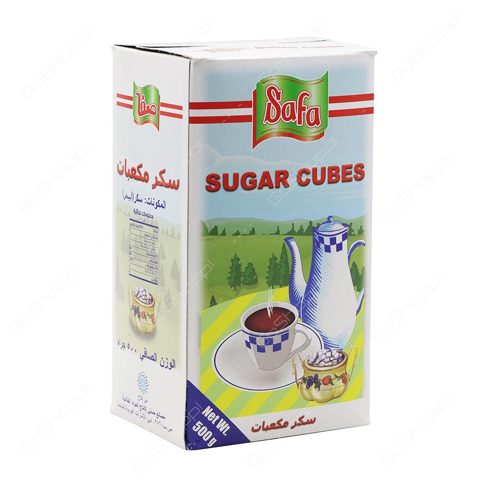 Safa Sugar Cubes 500 g