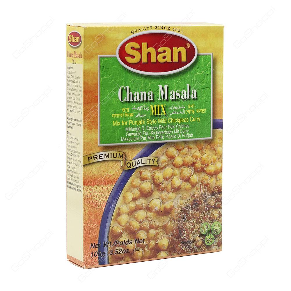 Shan Chana Masala Mix 100 g