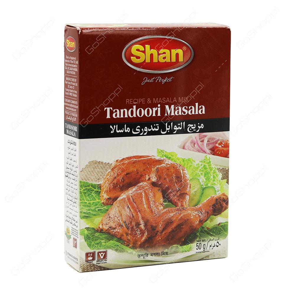 Shan Tandoori Masala 50 g