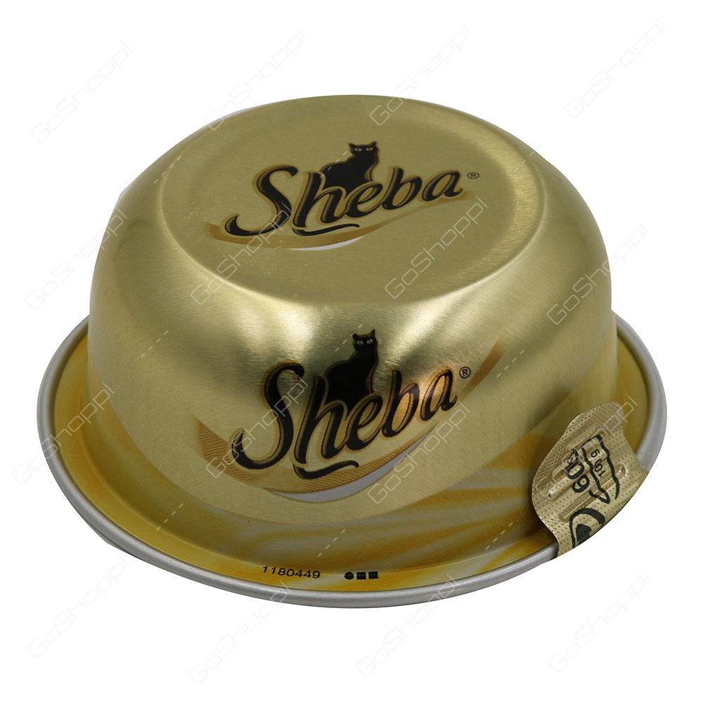 Sheba Chicken Breast Cat Food 80 g