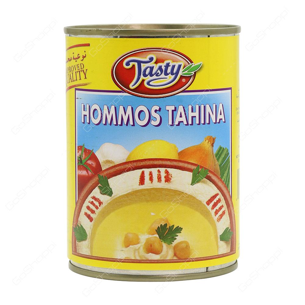 Tasty Hommos Tahina 400 g