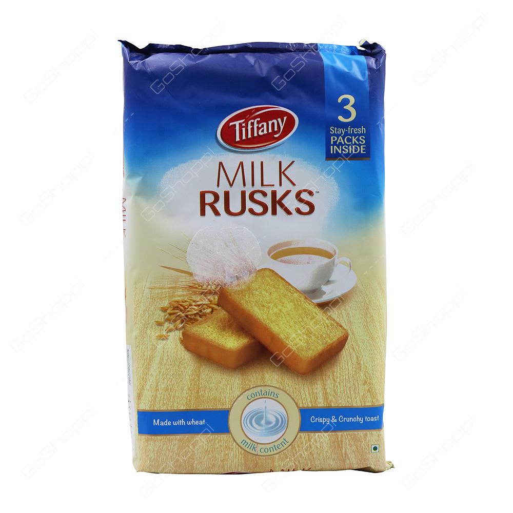 Tiffany Milk Rusks 350 g