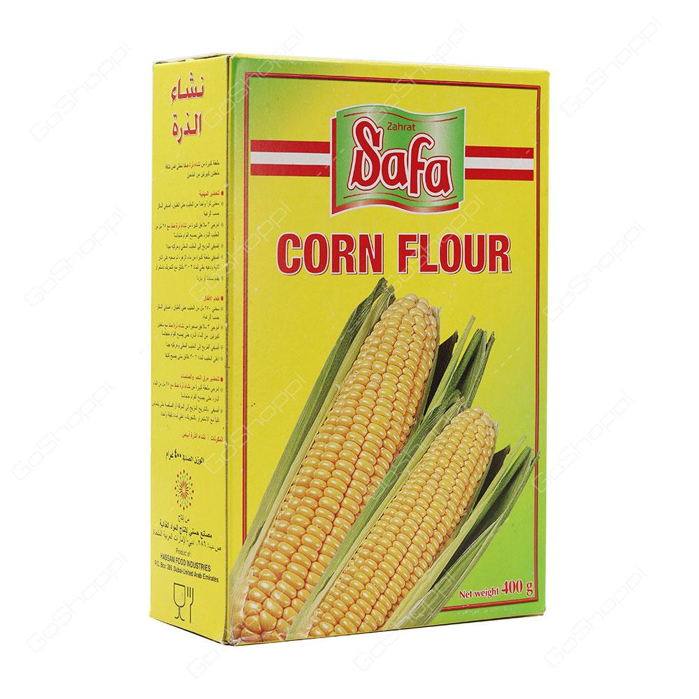Zahrat Safa Corn Flour 400 g