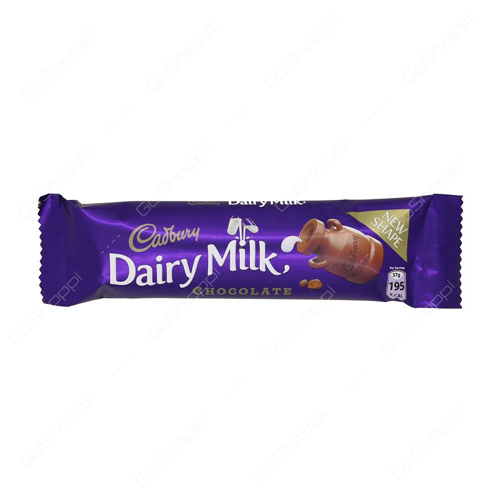 Cadbury Dairy Milk Chocolate 37 g