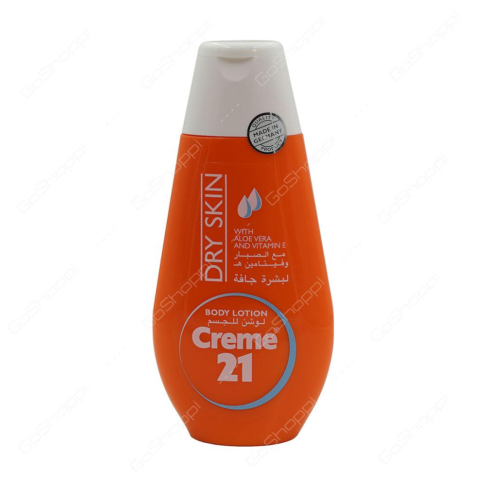 Creme 21 Dry Skin Body Lotion 250 ml