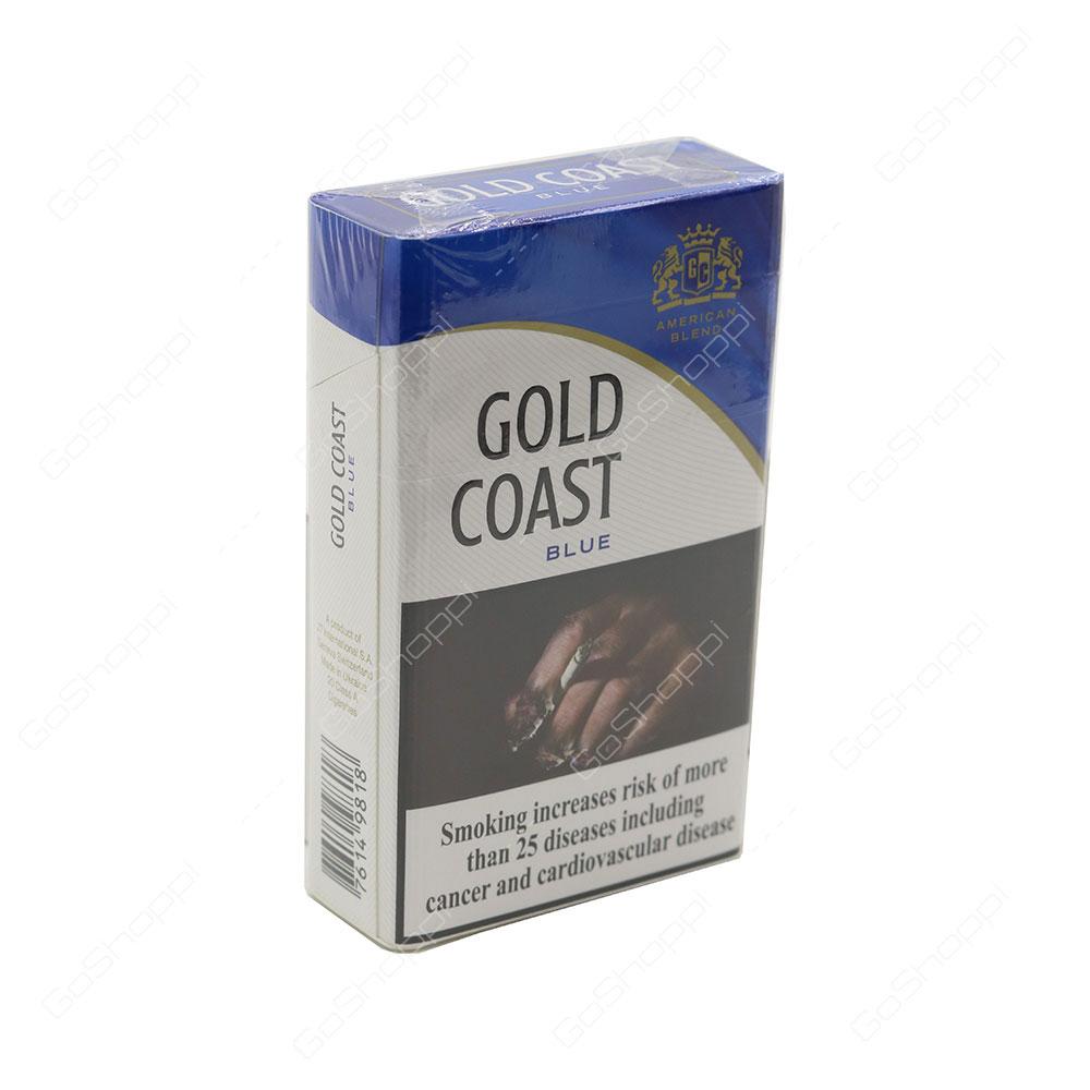 Gold Coast Blue Cigarettes 20 pcs
