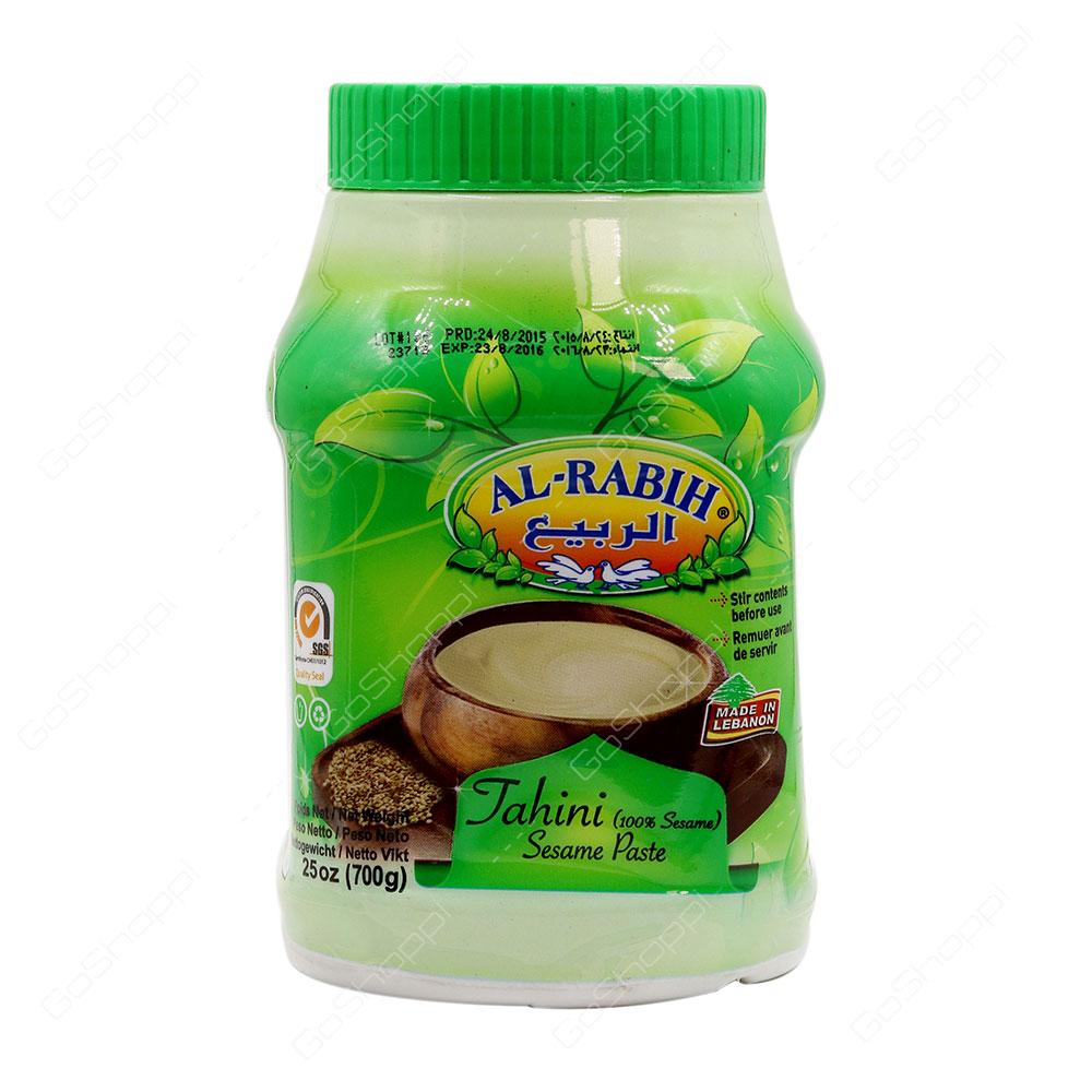 Al Rabih Tahini Sesame Paste 700 g