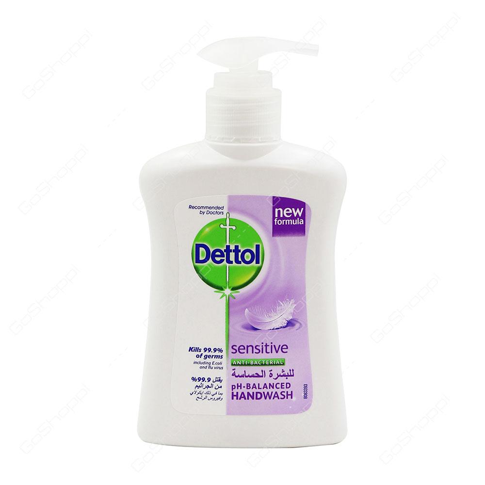 Dettol Sensitive Handwash 200 ml