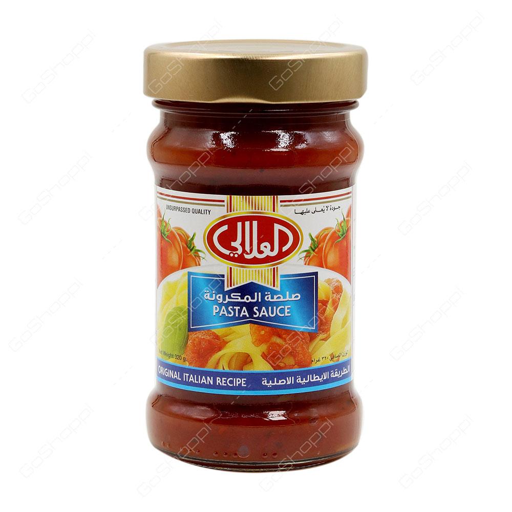 Al Alali Pasta Sauce Original Italian Recipe 320 g