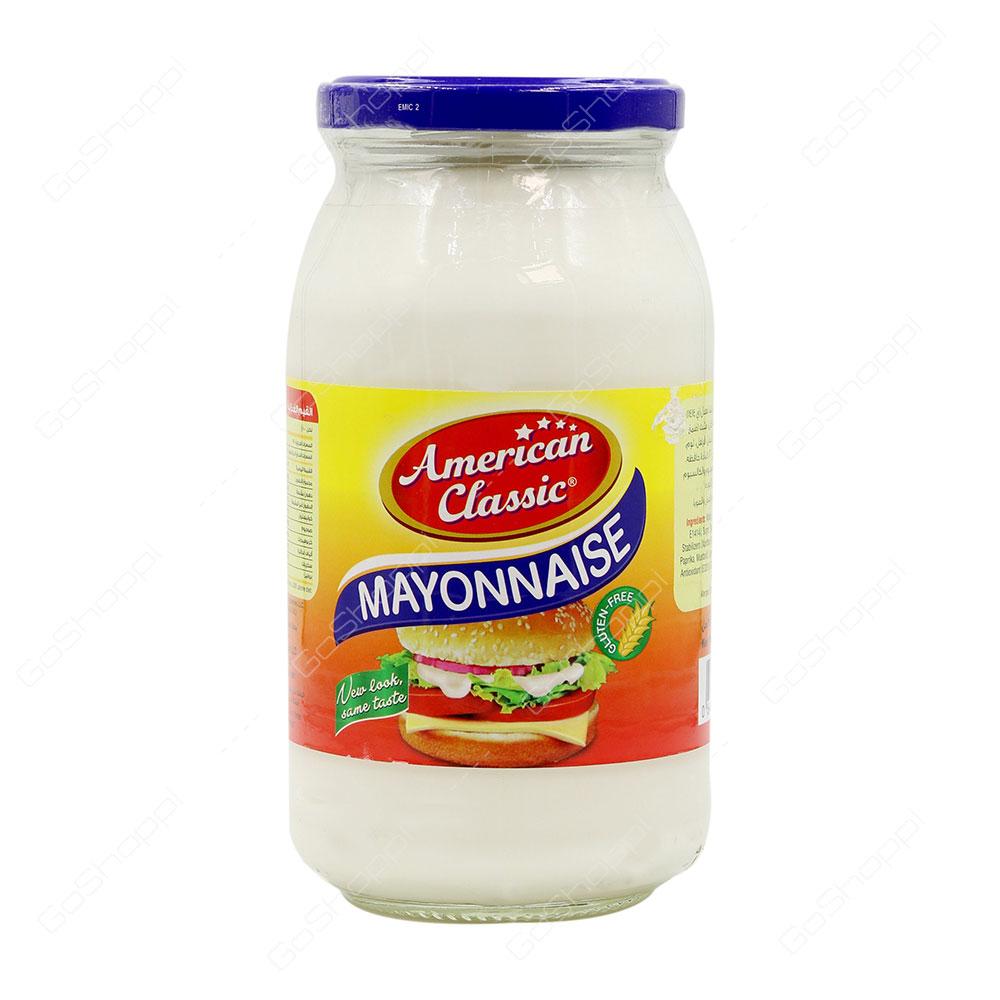 American Classic Mayonnaise Gluten Free 473 ml