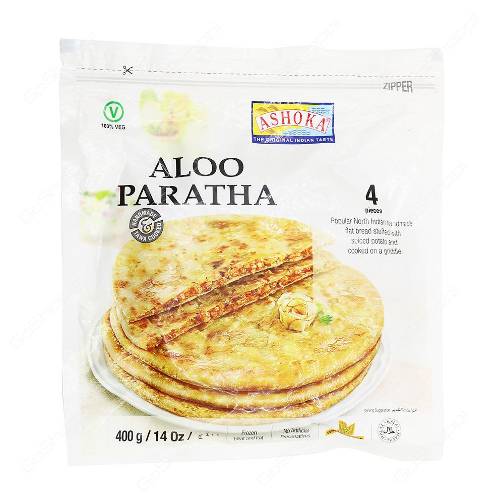 Ashoka Aloo Paratha 400 g