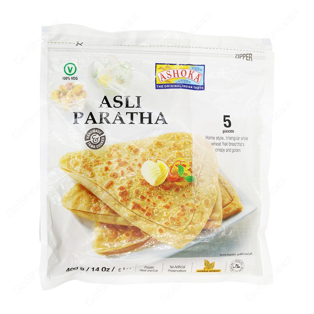 Ashoka Asli Paratha 400 g