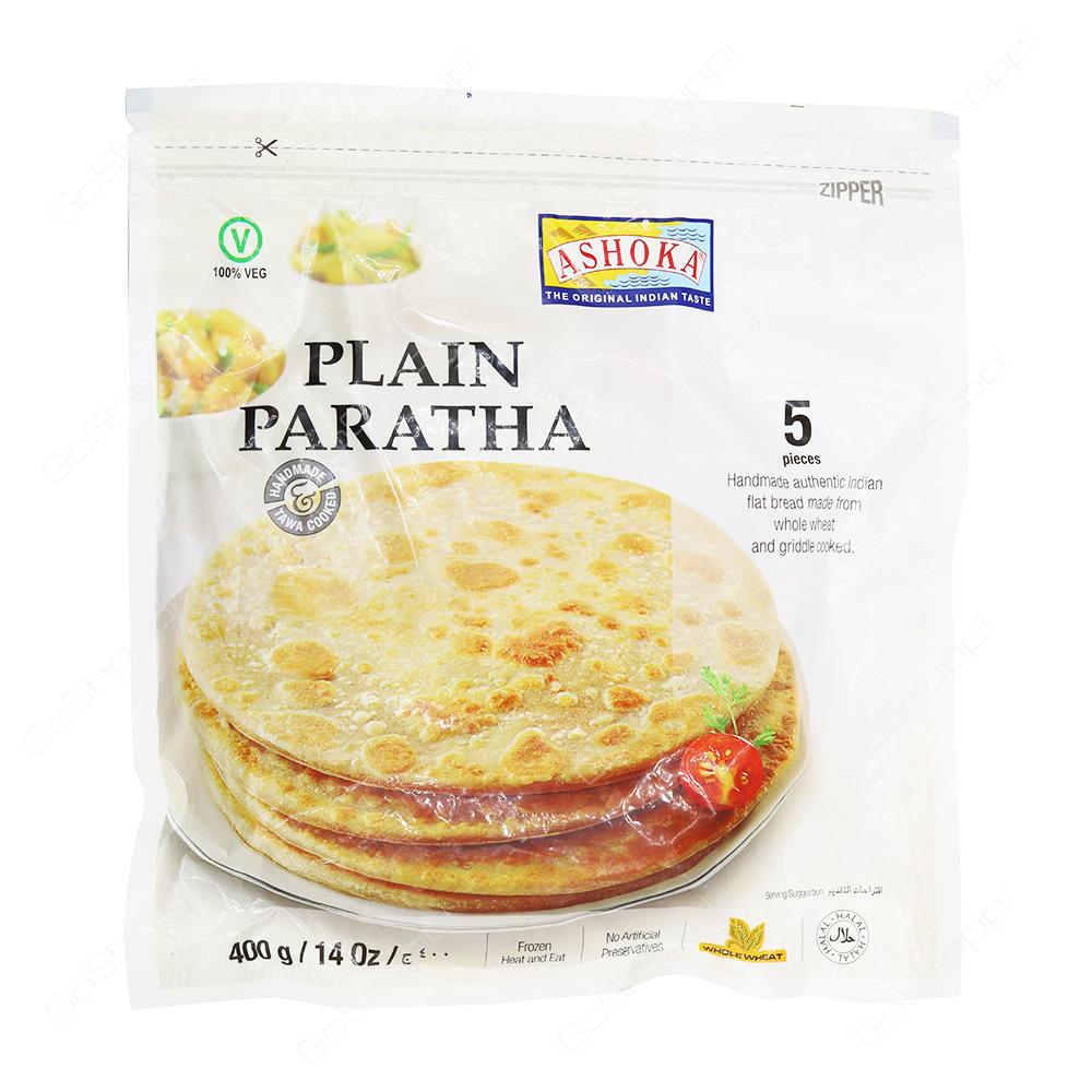 Ashoka Plain Paratha 400 g