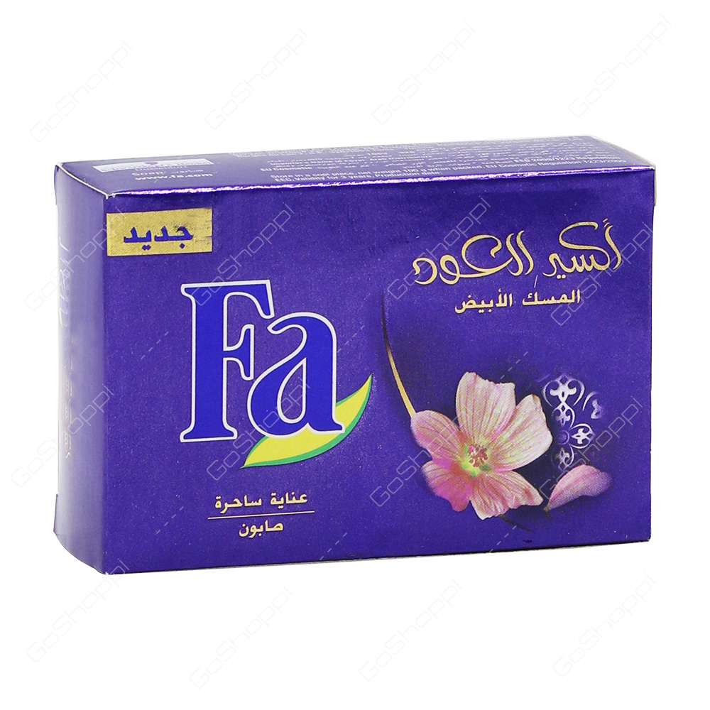 Fa Silk And Magnolia Soap 125 g