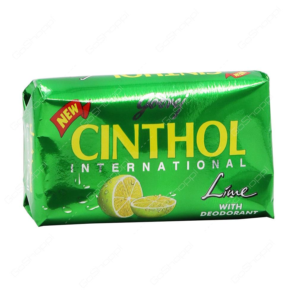 Godrej Cinthol Lime Soap 1 pcs