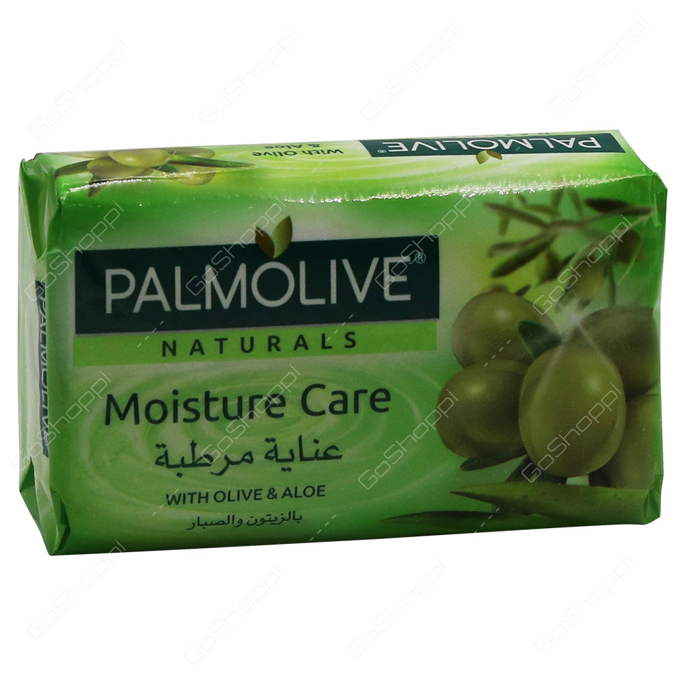 Palmolive Naturals Moisture Care Soap With Olive And Aloe 120 g